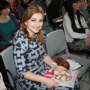 Журнал HAIR`S поздравляет студентов Академии «Май»!