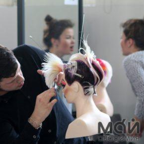XVIII Открытый чемпионат по парикмахерскому искусству, визажу и моделированию ногтей.